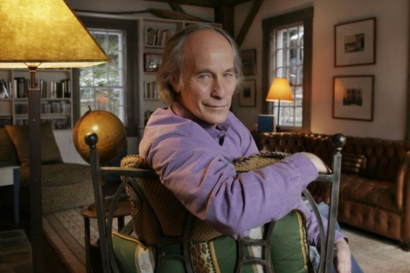 """Author Richard Ford has won the Carnegie Medal for Excellence for his novel """"Canada."""""""