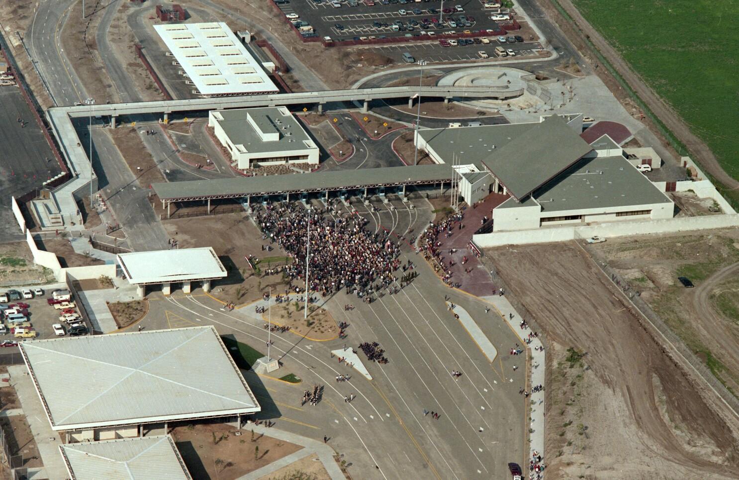 Otay Mesa border crossing opened 35 years ago