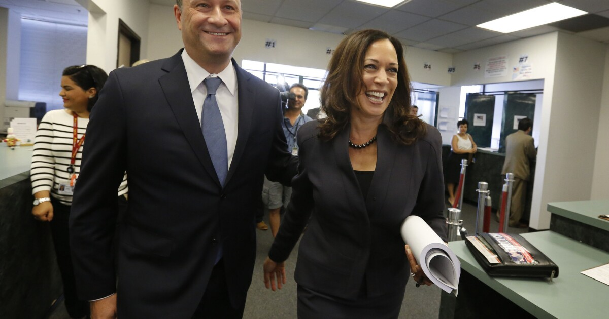How Much Are California S U S Senate Candidates Worth Los Angeles Times