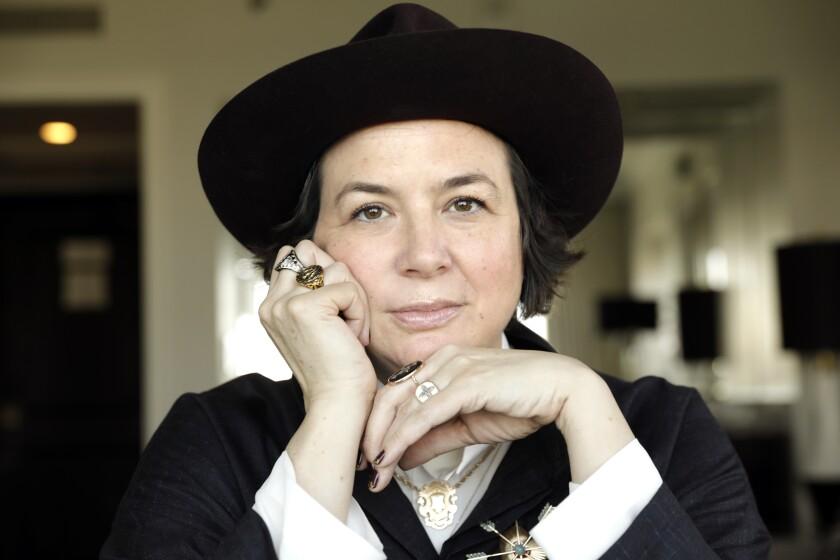 "Autumn de Wilde, director of ""Emma"""