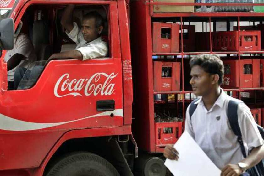 Coca-Cola to invest another $3 billion in India
