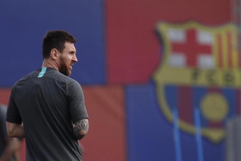 Messi recibe el alta y es convocado para el estreno en Champions