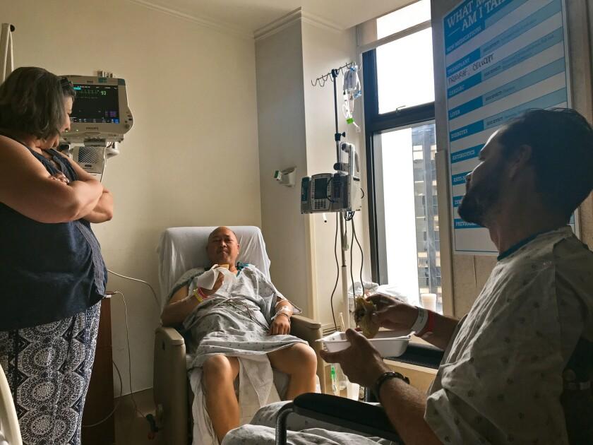 City beat kidney transplant