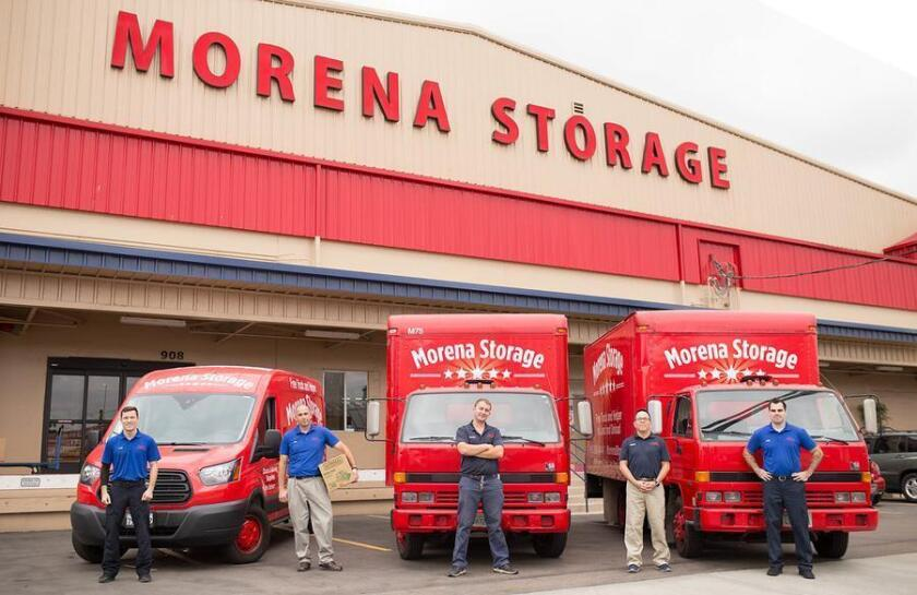 Morena Storage and Solana Beach Storage offer customers a wide variety of services.