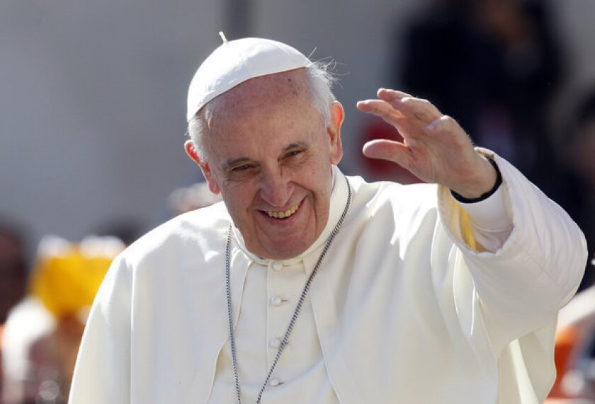 Pope Francis takes issue with church focus on gays, abortion