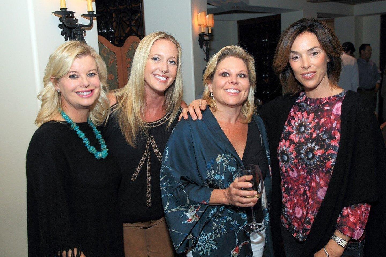 Kristin O'Shea, Melissa Rene, Michele Weber, Sarah Neal