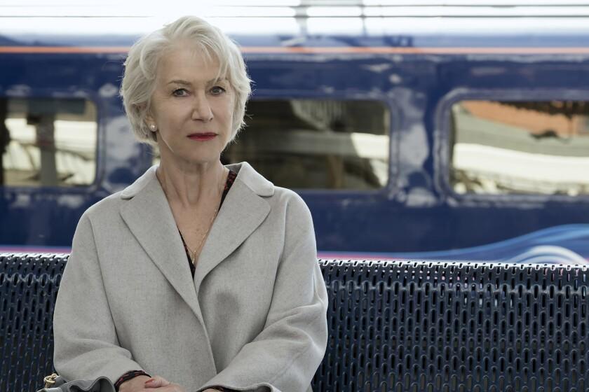 Helen Mirren in a scene from 'The Good Liar'