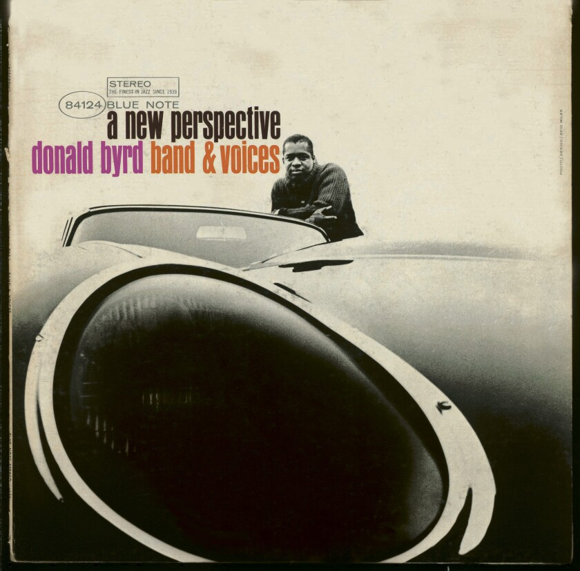 Donald Byrd dies at 80; jazz trumpeter was a funk-fusion experimenter