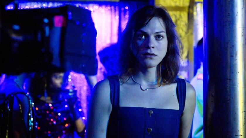 ***HOLIDAY SNEAKS 2017***DO NOT USE PRIOR*****Daniela Vega in 'A Fantastic Woman' movie.