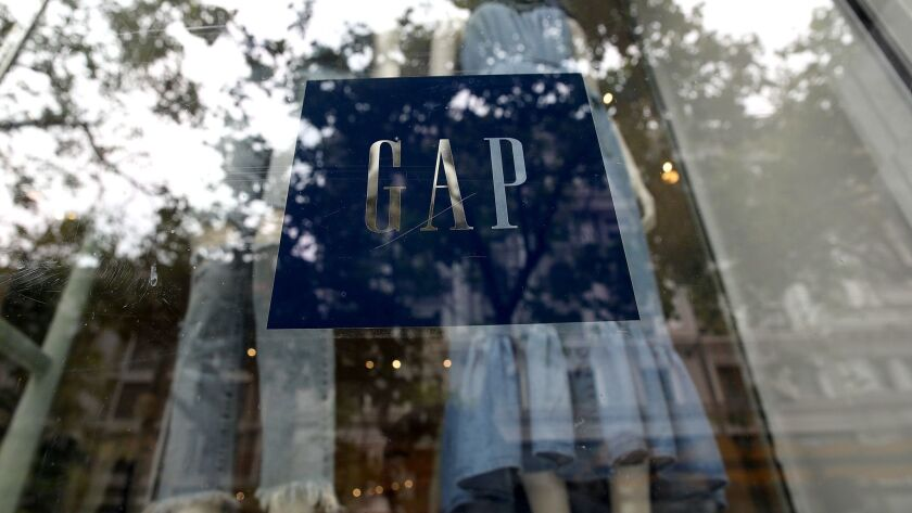 Shares Of Gap Drop After Q1 Earnings Report Falls Short Of Expectations