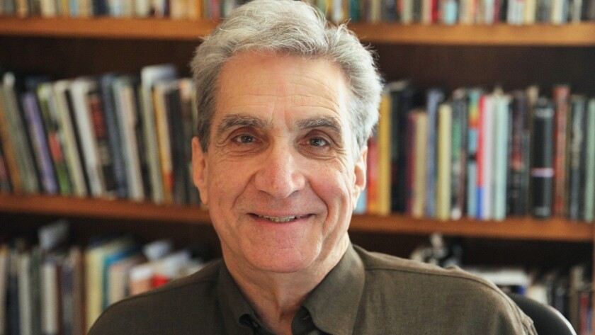 """Robert Pinsky's new poetry collection is """"At the Foundling Hospital."""""""