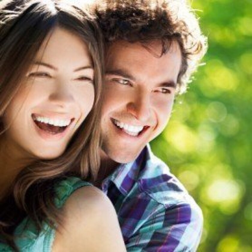 Smiling can lead to improved personal relationships.