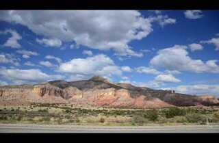 A Minute Away: Abiquiu to Chama, N.M.