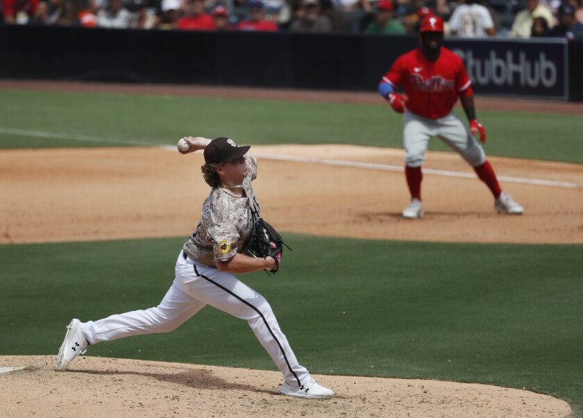 The Padres pitching options continue to include Ryan Weathers, but for how long?