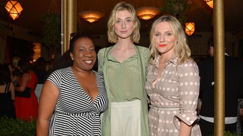 Max Mara Celebrates Elizabeth Debicki The 2019 Women In Film Max Mara Face Of The Future