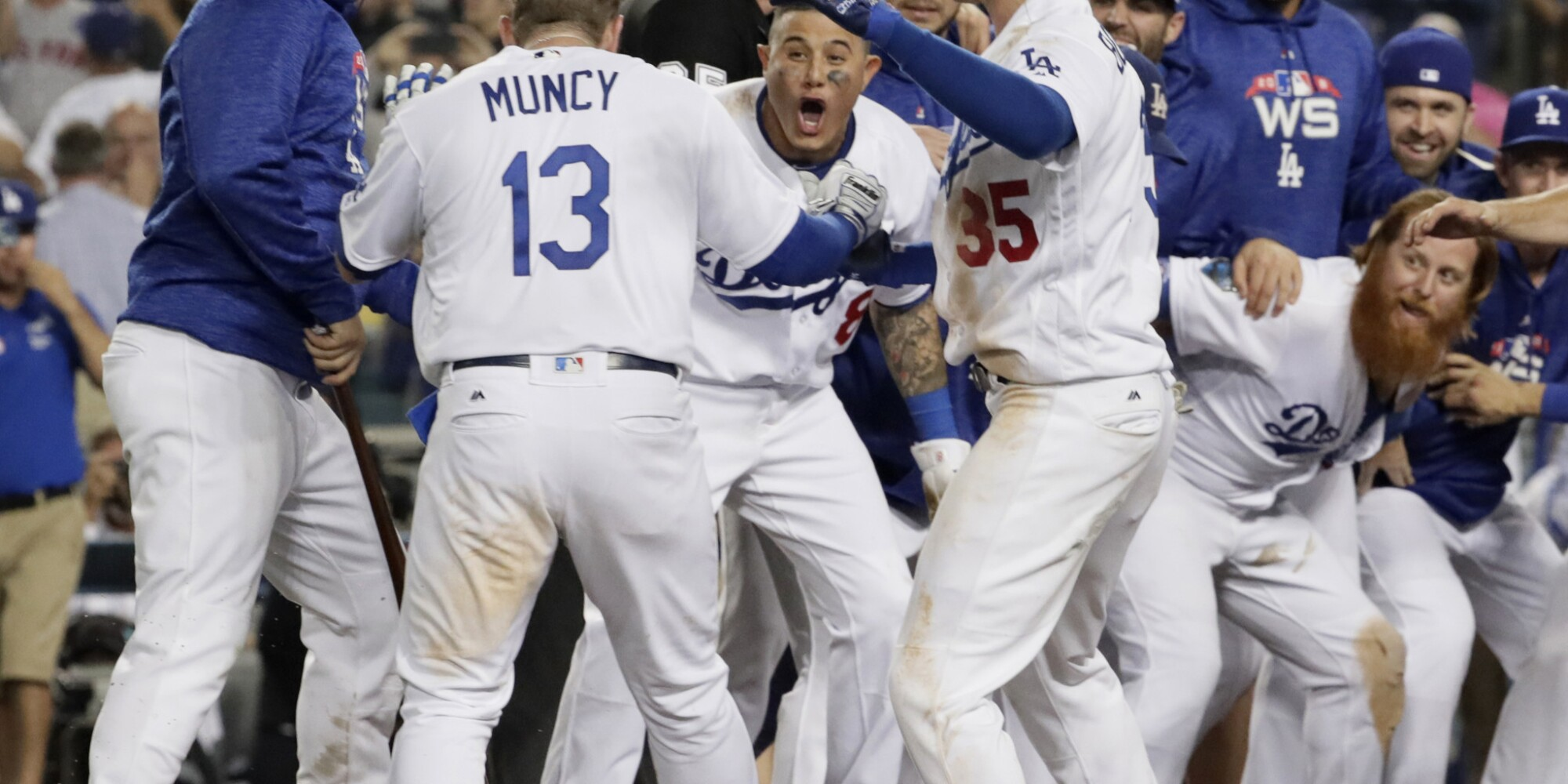 World Series: Red Sox eliminate the Dodgers in five games