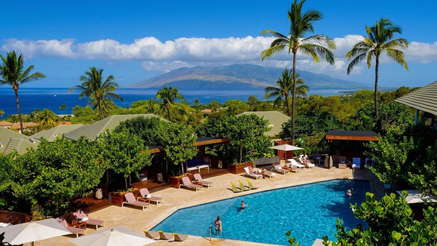 Maui's Wailea resorts are best in Hawaii, Condé Nast Traveler's ...