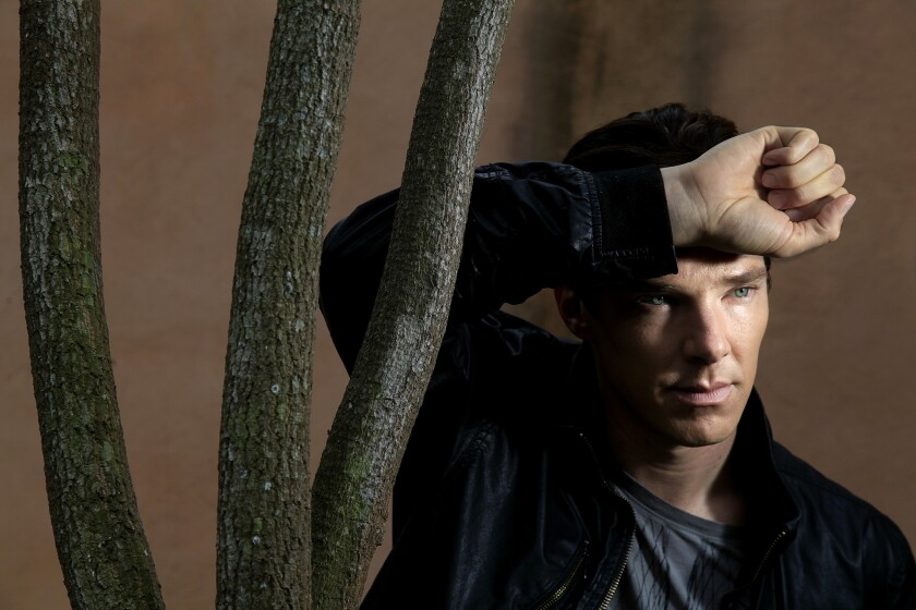 "Benedict Cumberbatch stars in ""Sherlock""; Arthur Conan Doyle's creation is in the public domain, a judge affirms."