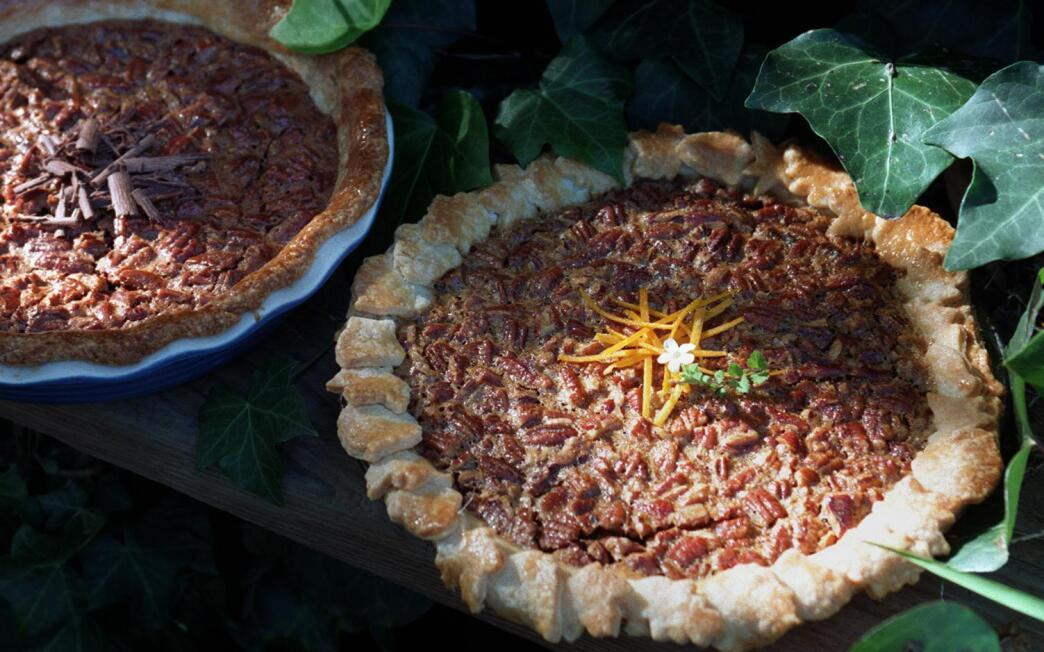 Pecan pie with a hint of orange Recipe - Los Angeles Times