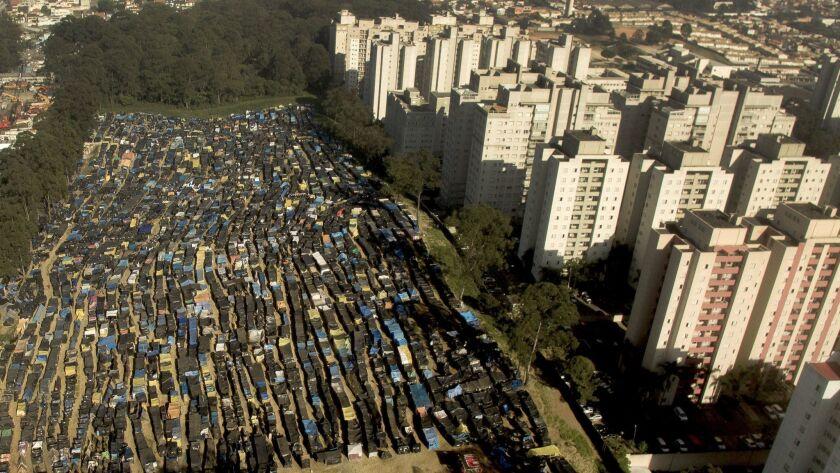 MTST invasion in Sao Bernardo do Campo