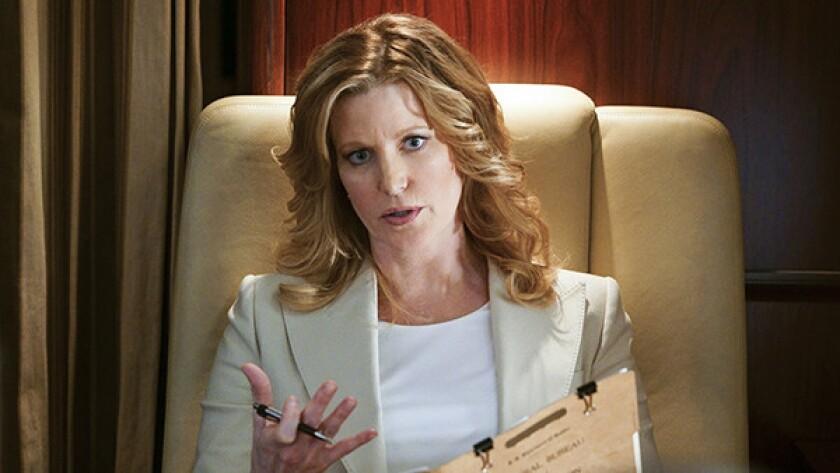 "Anna Gunn in ""Criminal Minds"" on CBS."