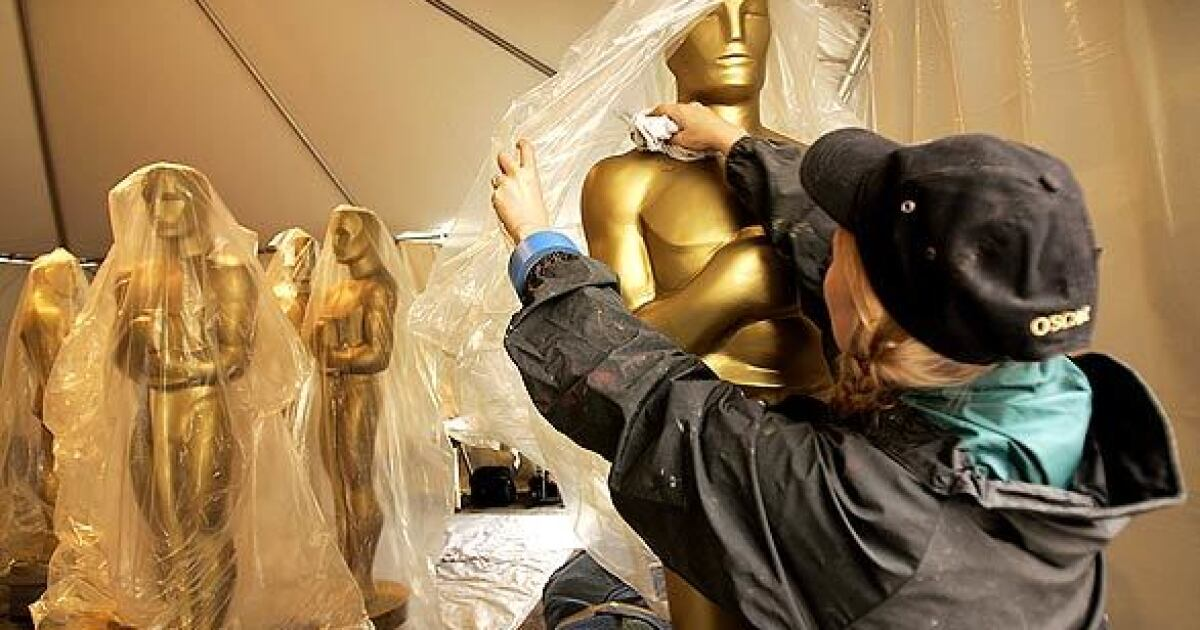 Ich nahm die U-Bahn zu den Oscars. Es war nur der Anfang einer wilden Fahrt