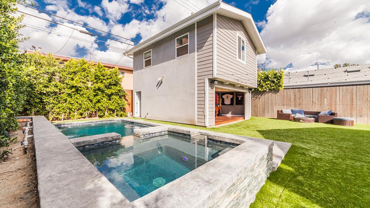Steelo Brim's Toluca Lake house | Hot Property