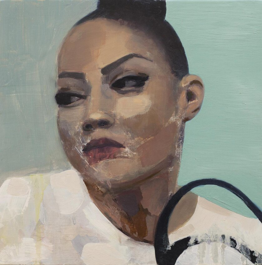 Artwork by Adrienne Joy will be on display at the Athenaeum.
