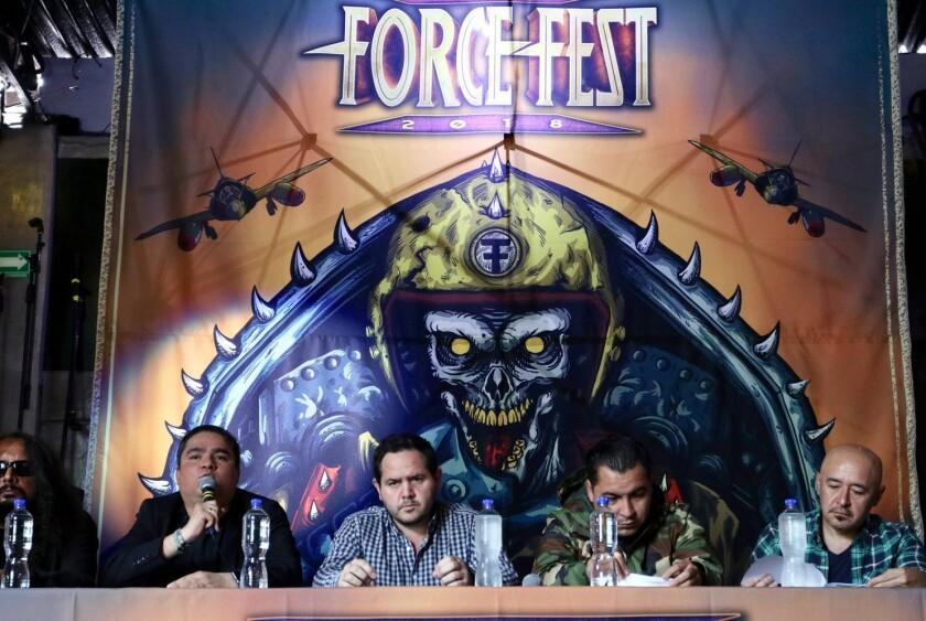 System Of A Down y Alice In Chains son los artistas principales del Festival Force Fest Open Air, en Teotihuacán, este 6 y 7 de octubre.