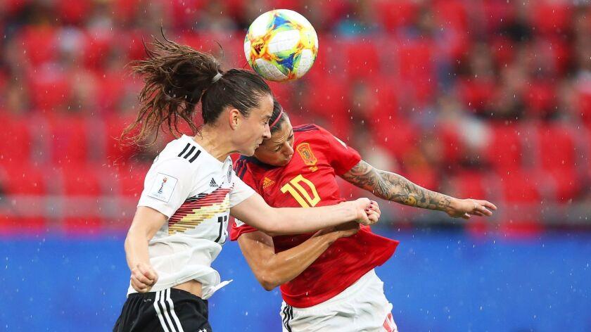 FIFA Women's World Cup 2019, Valenciennes, France - 12 Jun 2019