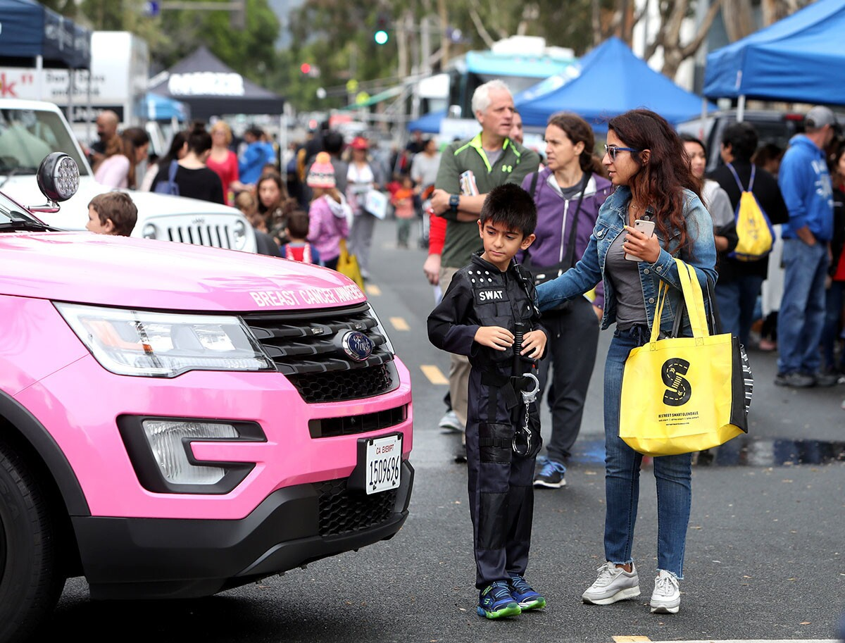 Photo Gallery: Annual Glendale Police Dept. Open House