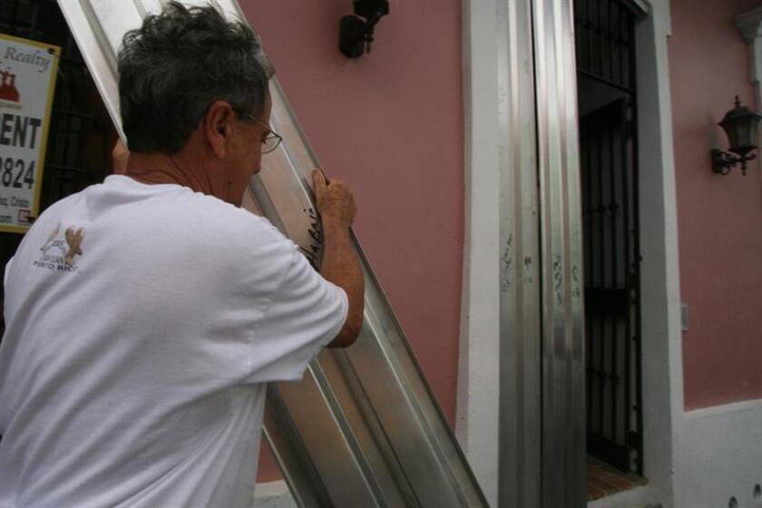 La Comisión de Hacienda, Presupuesto y de la Supervisión, Administración y Estabilidad Económica, que preside el representante Antonio Soto, inició el análisis del Proyecto de la Cámara 1493, con el objetivo de eximir el Impuesto sobre Ventas y Uso (IVU) en los materiales para la preparación de la temporada de huracanes en Puerto Rico. EFE/ARCHIVO