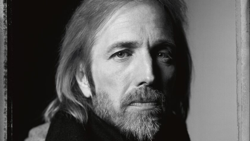 """Rock musician Tom Petty is saluted posthumously with a new 4-CD box set, """"An American Treasure,"""" scheduled for Sept. 28 release."""