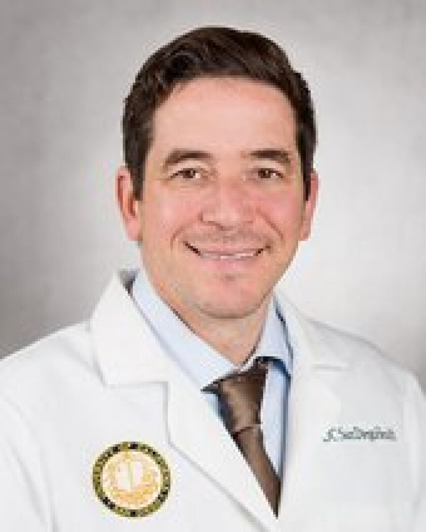 Dr. Eric David Adler will discuss heart transplants as part of the La Jolla Community Center's Distinguished Speaker Series.
