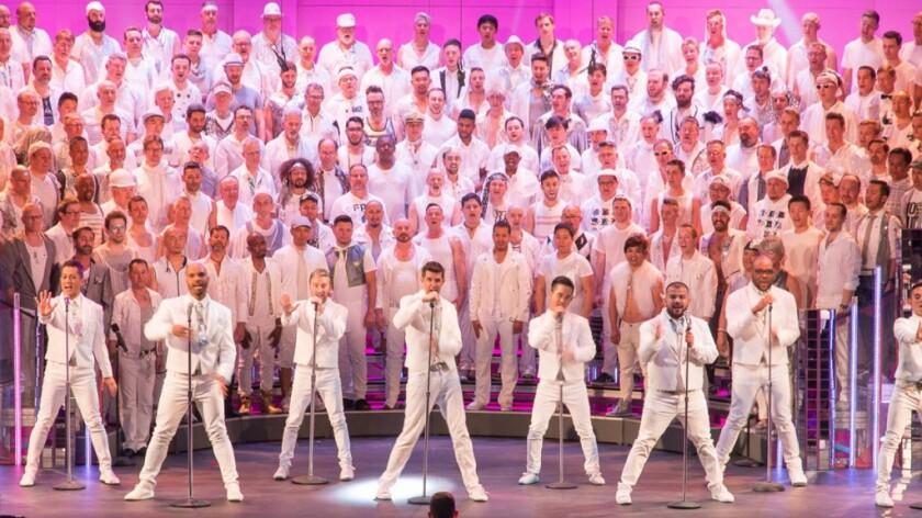 The Gay Men's Chorus of Los Angeles