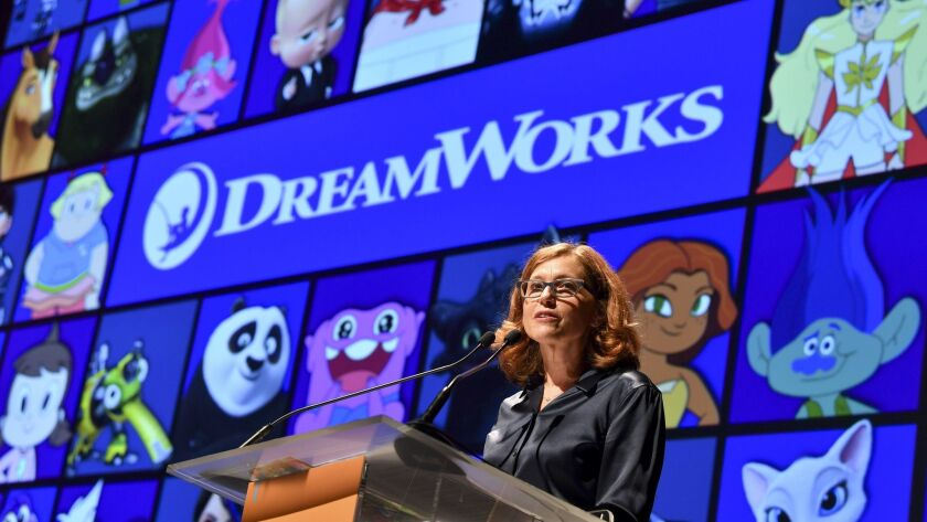 MIPJUNIOR 2018 - CONFERENCES - MIPJUNIOR KEYNOTE - MARGIE COHN / PRESIDENT DREAMWORKS ANIMATION TELEVISION - CREATING TIMELESS CONTENT IN EVER-CHANGING TIMES