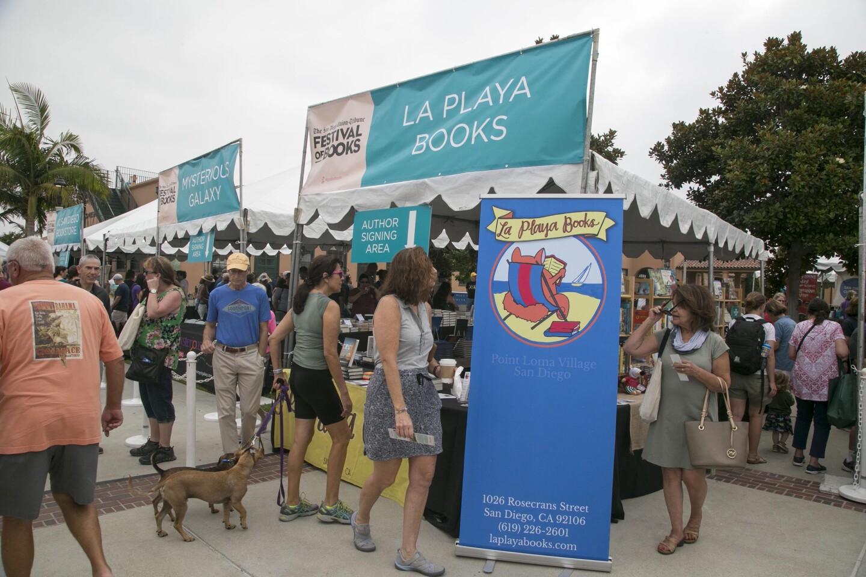 SDUT Festival of Books