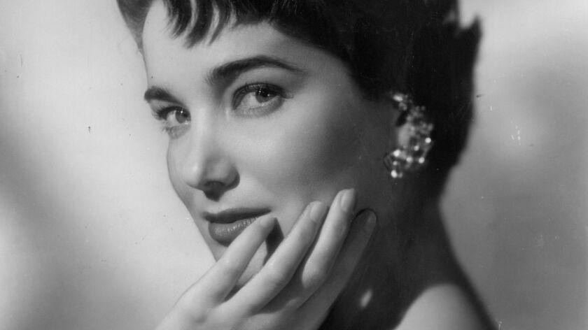 1954 File photo of Julie Adams.