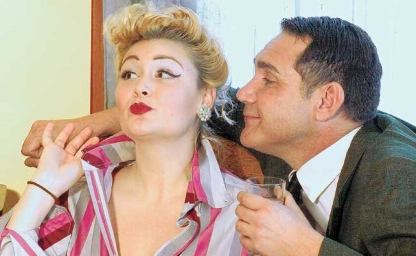 'The Seven Year Itch' at New Village Arts Theatre through Aug. 22.