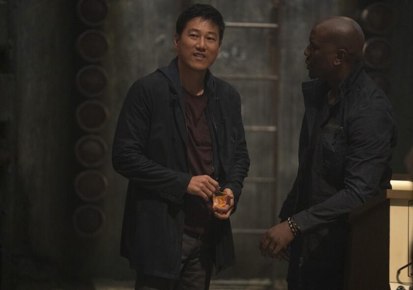 "Sung Kang as Han in ""Fast & Furious 9"""