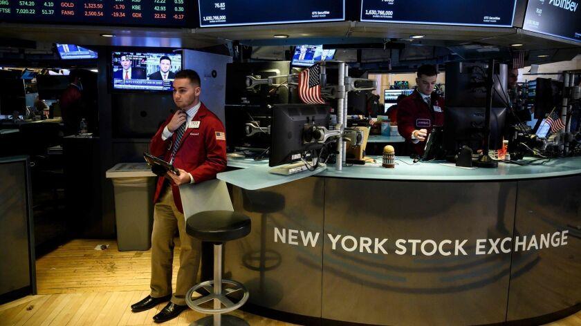 US-STOCKS-CLOSING