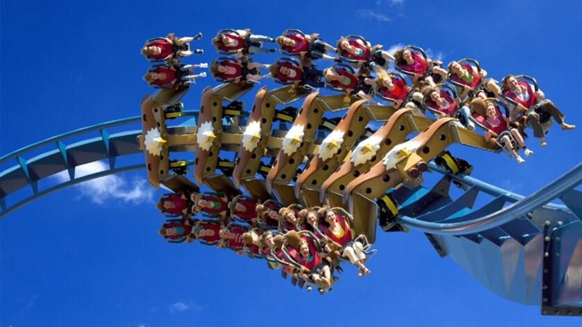 32) Wing coaster