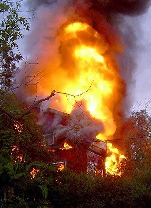 Fatal fire