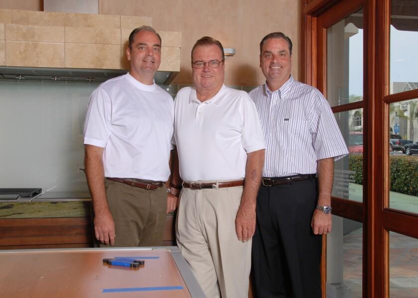 Dave, Don and Doug Dewhurst of Dewhurst & Associates.