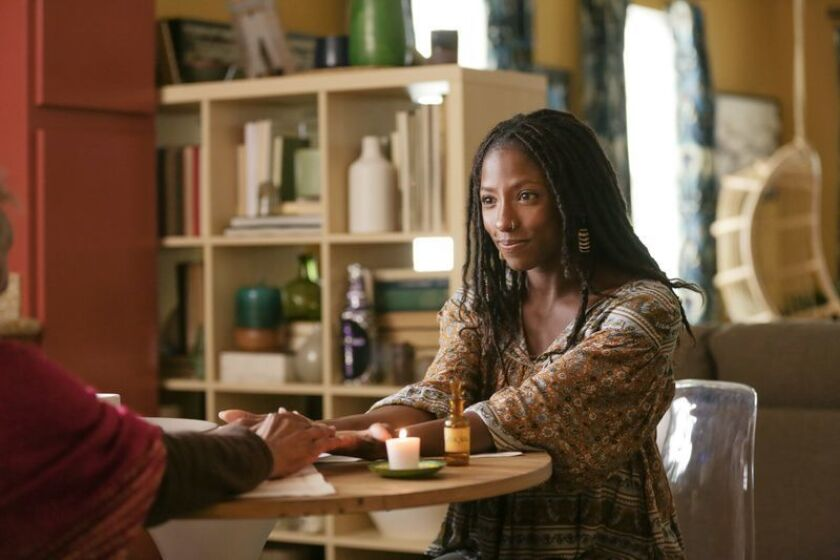 Nova Bordelon (Rutina Wesley) is one of three siblings who rediscover self and family by returning home.