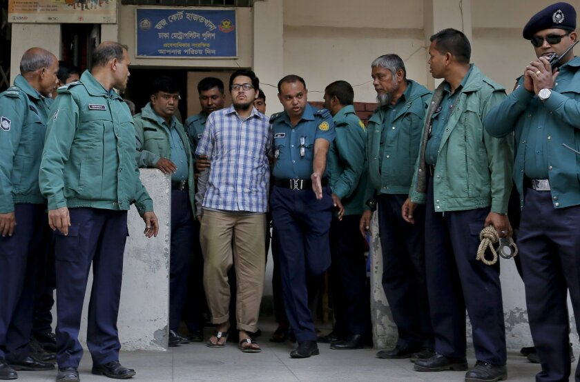 Sentencing in Bangladesh blogger killing trial