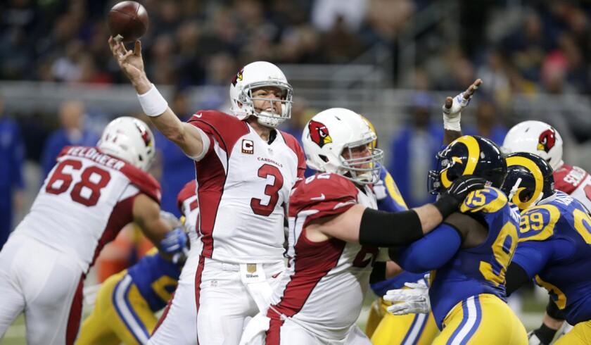 Thursday night in the NFL: Minnesota at Arizona