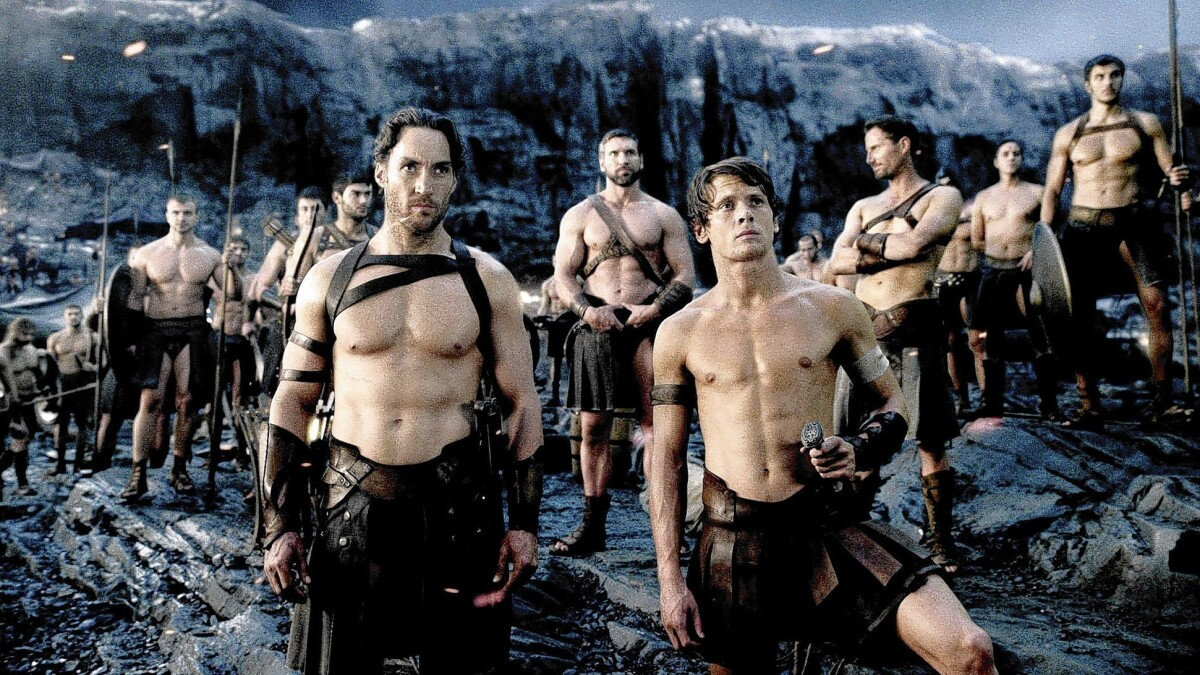 Want six-pack abs like in '300'? Think thousands of reps  - Los
