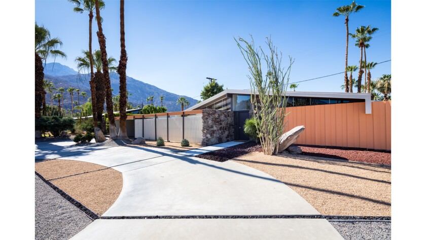 'William Krisel's Palm Springs'
