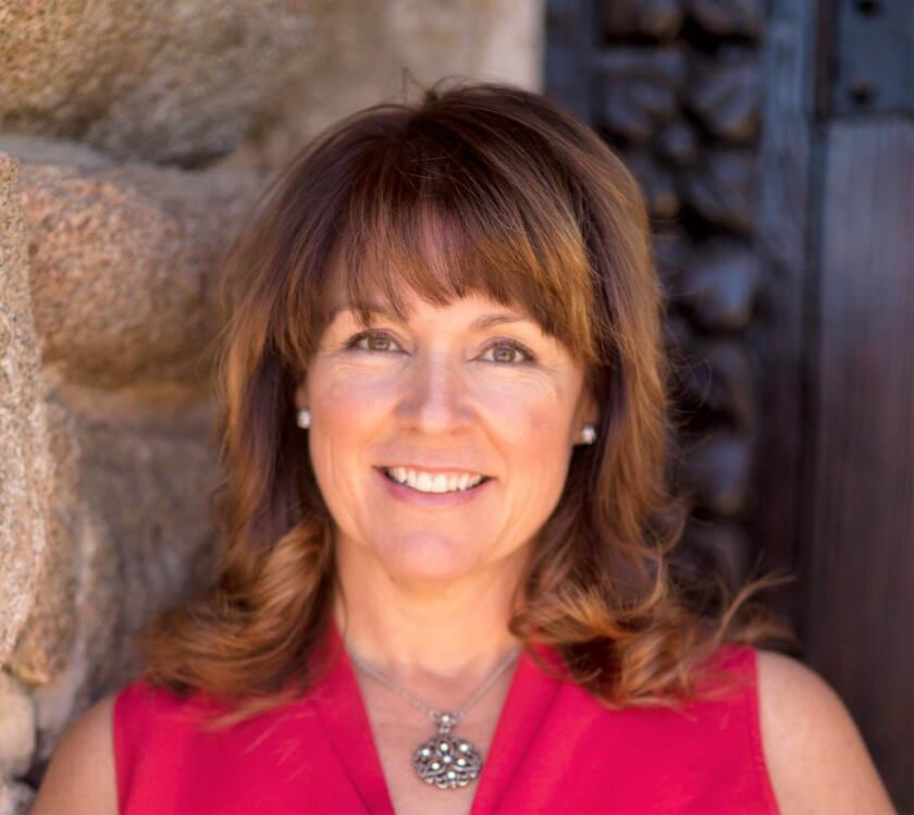 Karen Domnitz is a director of the Ramona Real Estate Association and a Realtor with Century 21